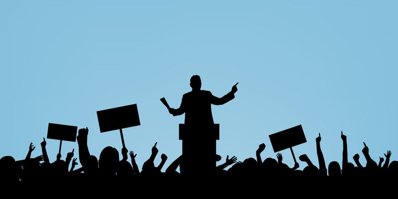Mladí ľudia by sa nemali báť politiky