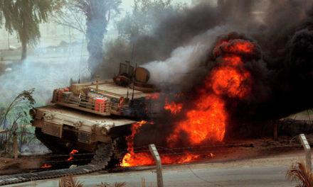 Bitka o Aleppo a boje o Mosul alebo krátke precitnutie Britských listov.