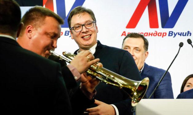 Zvolením Vučiča za prezidenta, Srbsko nabralo novú energiu – na cestu do EU
