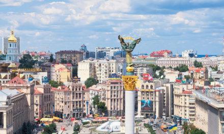 Ukrajina na rázcestí