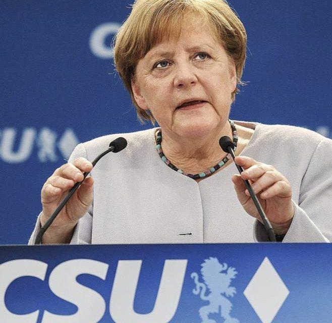 GLOSA: Merkelovej vláda opäť láme azylové právo v Nemecku, tentokrát ide o Afgáncov