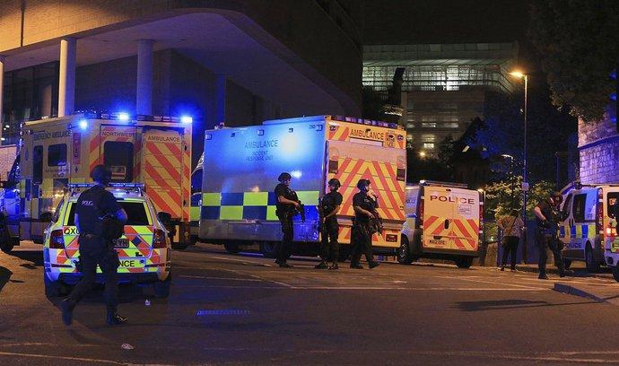 REUTERS:  Atentát v manchesterskej hale si vyžiadal 22 mŕtvych