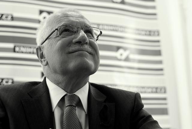 Rozhovor Václava Klausa o súčasnej politickej situácii a globálnom otepľovaní