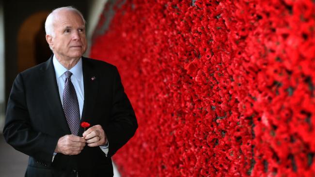 """ABC: """"Vladimir Putin je najväčšia a najdôležitejšia hrozba, viac než ISIS"""", tvrdí McCain"""