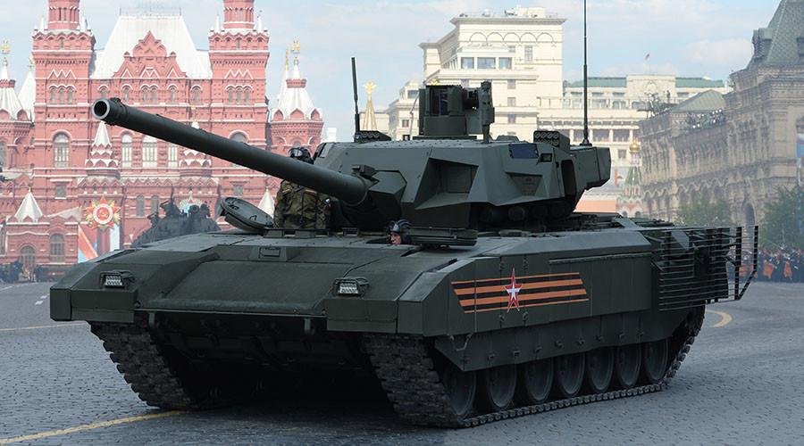SVD Näringsliv: Európa sa pustila do zbrojných pretekov s Ruskom. Za všetko môže ruský tank T 14 Armata