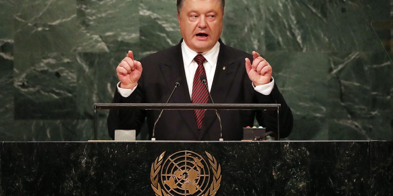 POLITICO: G7 musí čeliť Rusku alebo utrpieť katastrofou, píše Petro Porošenko