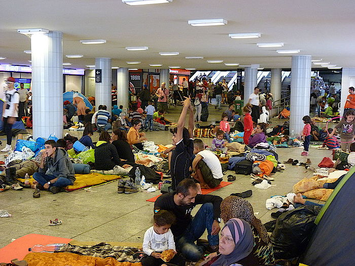 FREIE WELT:  Sedem miliónov imigrantov je na ceste do Európy