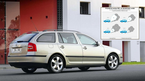 AUTOFORUM: Nemci potvrdili, že Euro normy sú blud. Diesely s Euro 3 sú čistejšie ako tie s Euro 5