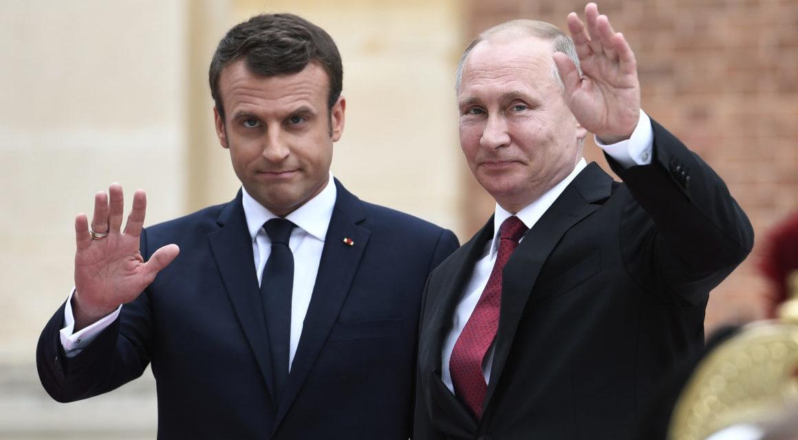 REUTERS: Emmanuel Macron v stredu povedal, že nevidí žiadneho legitímneho nástupcu sýrskeho prezidenta Bašara al-Assadu