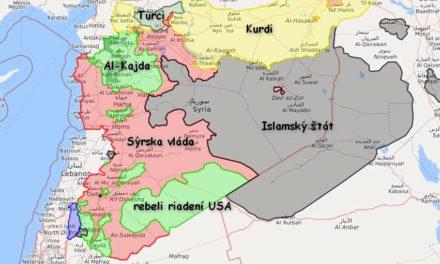 CNN: USA vyhodili zo svojej ilegálnej zakladne v Sýrii teroristov – bojovali proti Assadovi
