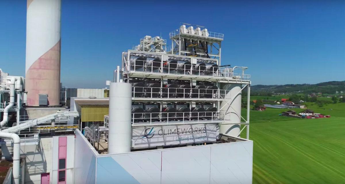 ROKLEN24: Emisie CO2 ako užitočný produkt? Vo Švajčiarsku už čoskoro