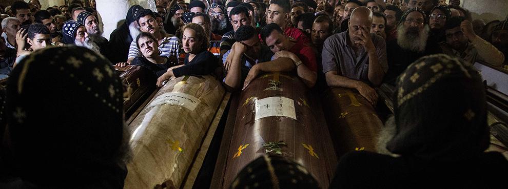 """HUDSON INSTITUTE: Koptskí kresťania – obľúbená """"lovná zver"""" Islamského štátu"""
