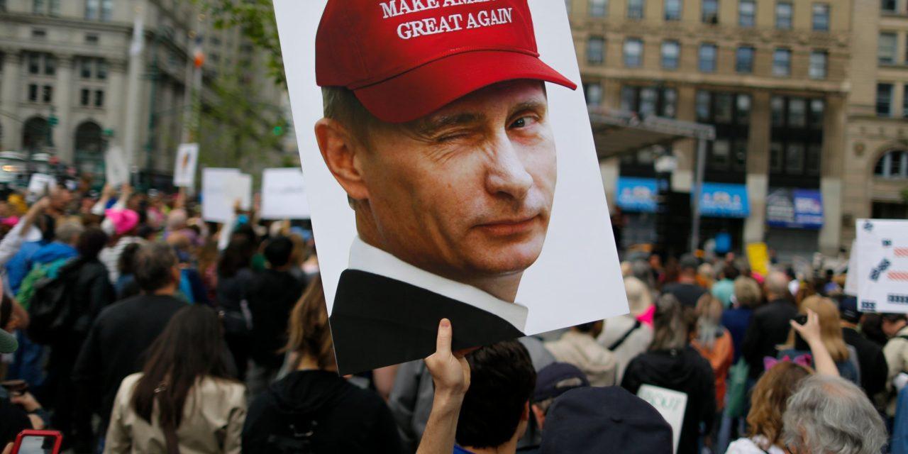 THE GUARDIAN: Ako sa blíži koniec konfliktu v Sýrii vojnový stret medzi USA a Ruskom sa zdá byť nevyhnutelný