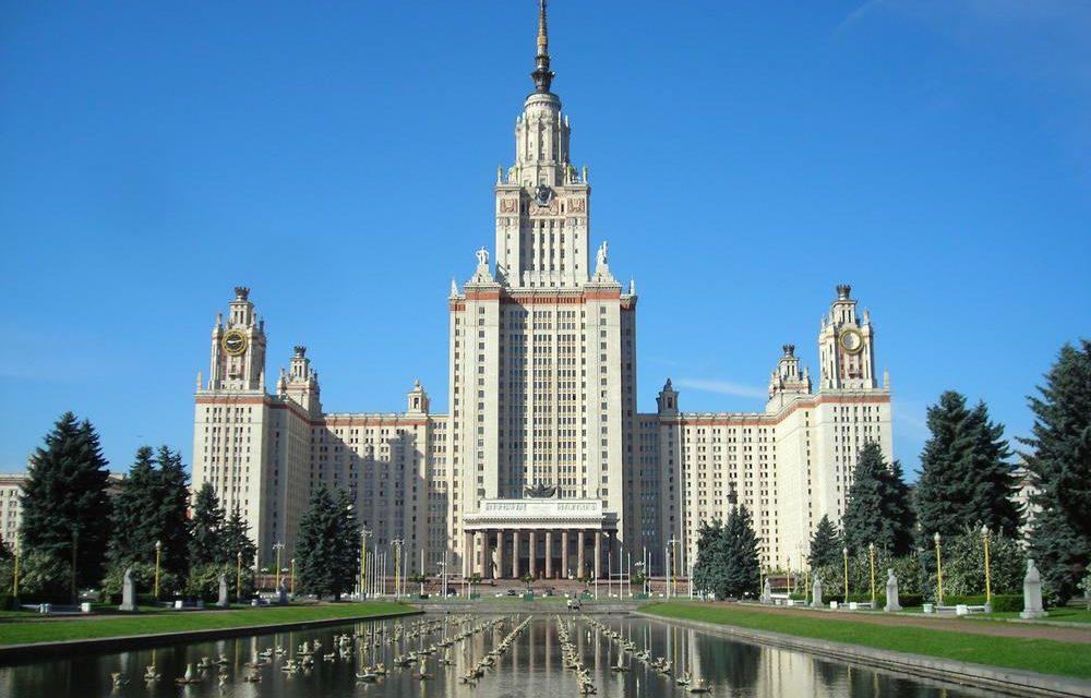 TV RAIN: Moskovská štátna univerzita patrí do stovky najlepších univerzít na svete