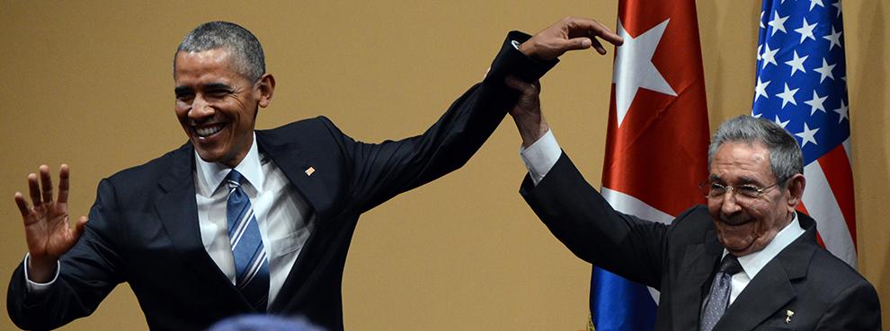 HUDSON INSTITUTE: Vycúva Trump z Obamovej politiky voči Kube?