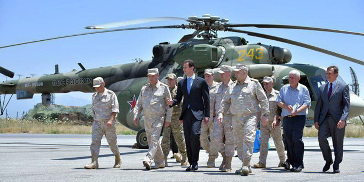 NATIONAL INTEREST: Amerika by nemala bojovať s Iránom, Ruskom a Asadom v Sýrii