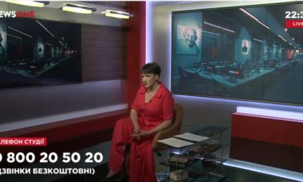 VIDEO: Savčenková na Ukrajine navrhuje zabiť do 1000 politikov