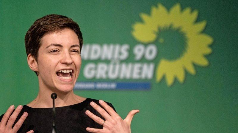 Nemecká europoslankyňa za stranu Zelených Ska Kellerová navrhuje presídliť do východných krajín Európskej únie celé sýrske dediny