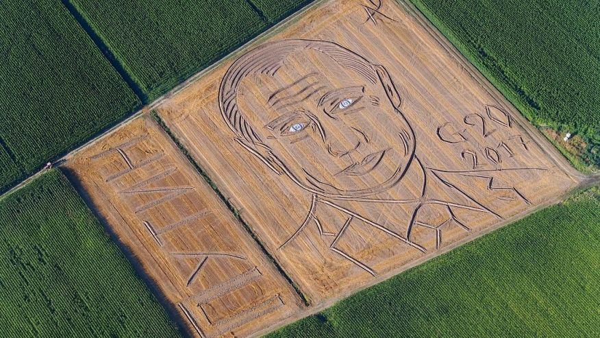 Nie je to mimozemšťan, je to Putin