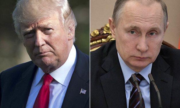 Nemci viac veria Putinovi ako Trumpovi a Bundestag považuje útoky na Sýriu za protiprávne