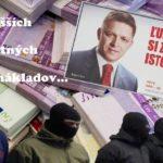 """Slovensko – neustála vlna zdražovania a perpetuum mobile boja proti """"extrémizmu"""""""