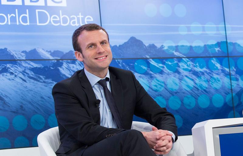 GATESTONE INSTITUTE: Emmanuel Macron, užitočný idiot islamizmu