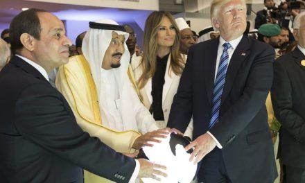 E15: Trumpov bozk smrti a Saudovia – KOMENTÁR Terezy SPENCEROVEJ