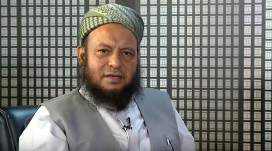 """Islamský kazateľ, ktorý označuje Židov ako """"Satanových agentov"""", vystúpil v Británii na propalestínskej výstave"""