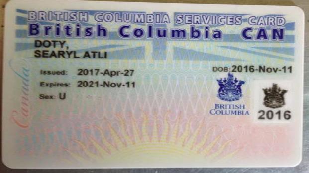 """Kanadskému novorodencovi bol udelený zdravotný preukaz s """"neurčeným"""" pohlavím"""