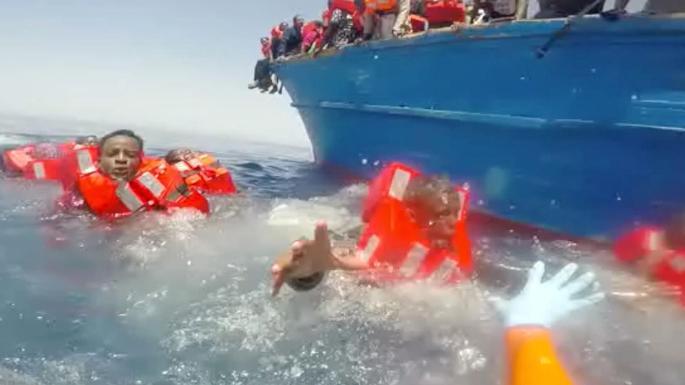Taliansko chce poslať 200-tisíc migrantov na sever