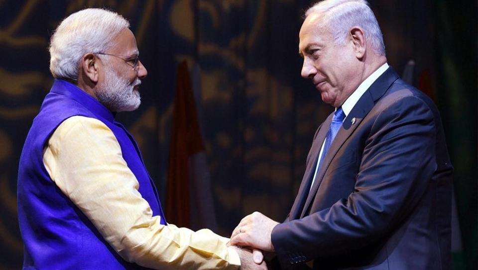 Návšteva indického premiéra v Izraeli ukazuje, možný smer cesty židovského štátu.