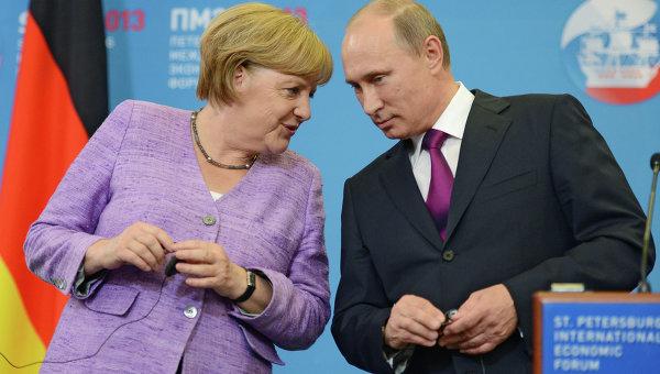 VIEME PRVÍ A VČAS: Putin prekvapil Berlín a postavil sa na stranu Merkelovej! Tento šibalský krok môže poslať Trumpa do izolácie