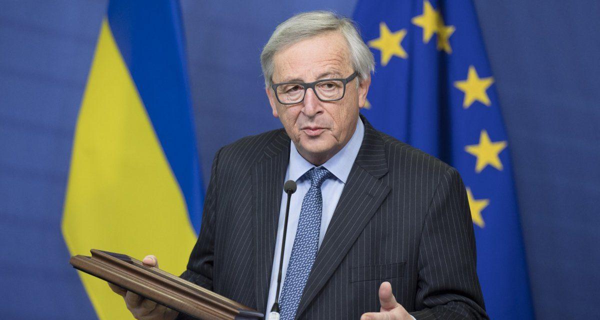 JUNCKER: Ukrajina nie je európska krajina a EÚ nie je lord sveta