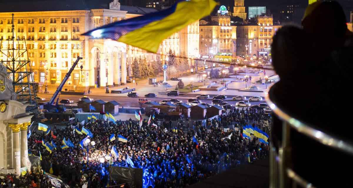 NATIONAL INTEREST: Majdan – Americké pokrytectvo na Ukrajine