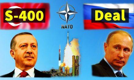 Zdá sa mi to alebo už Turecko nie je členom NATO?
