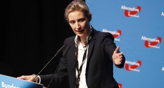 Alice Weidel z nemeckej AfD vysvetlí, čo nám naše médiá zatajili