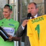 Nechcem byť druhý Eddy Merckx, chcem byť prvý Peter Sagan