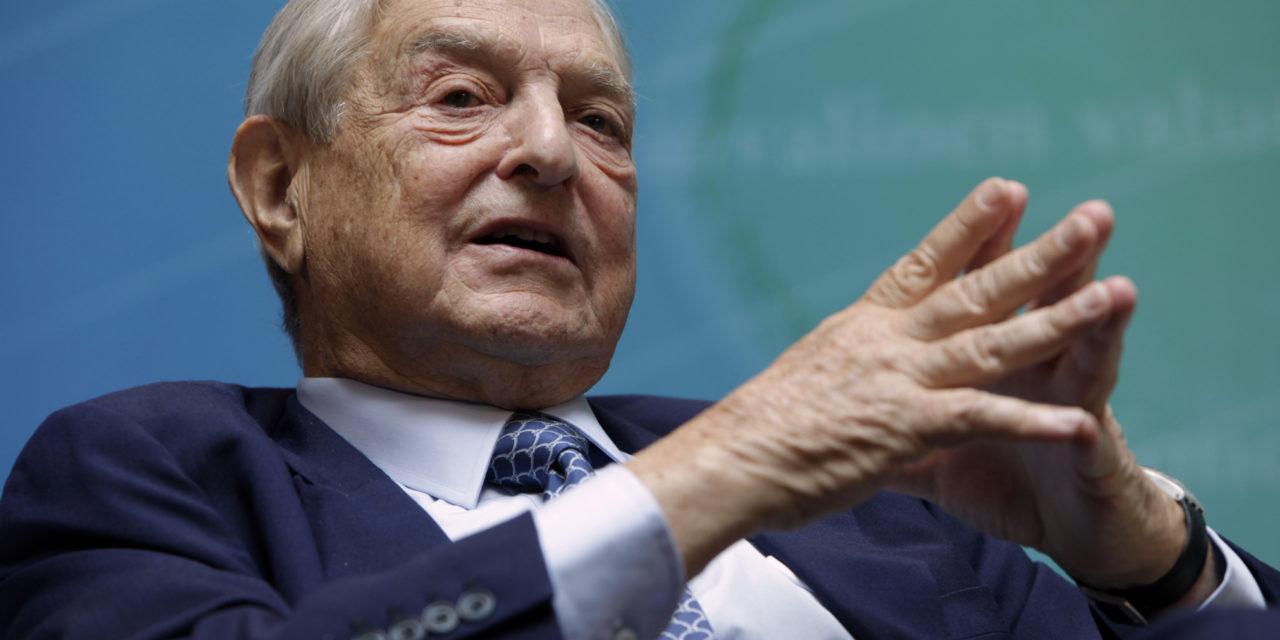 Palácová revolúcia sa nekoná: Soros sa s Kiskom nebavil sám