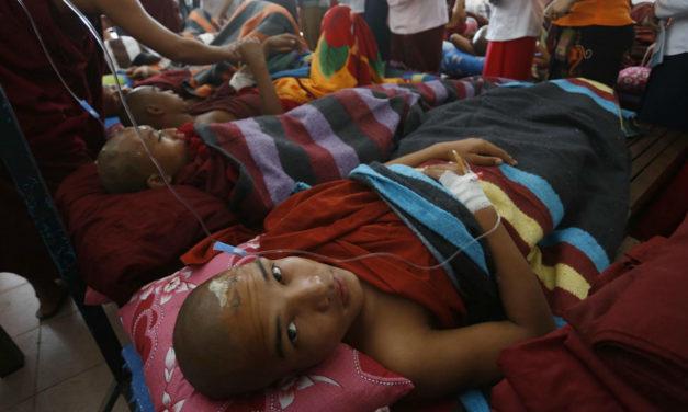 BARMA: Budhisti zabíjajú moslimov – alebo je to naopak?