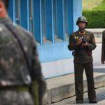 """Donald Trump má navštíviť """"krajinu nikoho"""" na kórejských hraniciach"""