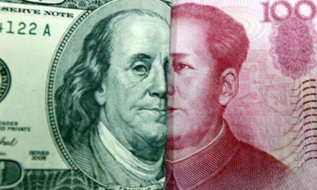 E15: Kráľ dolár je mŕtvy. Nech žije čínsky jüan – CNY.