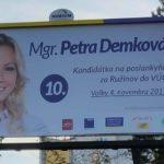 Petra Demková: Svojrázna blogerka s vlastným názorom kandiduje vo voľbách VÚC