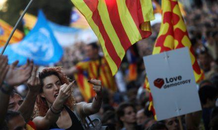 George Soros, Otvorená spoločnosť a katalánske referendum