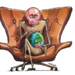 THE SPECTATOR: Ako Putin prišiel vládnuť na Blízkom východe