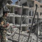 """Trosky a prach: Raqqa """"obetovaná"""", aby bol Islamský štát porazený"""