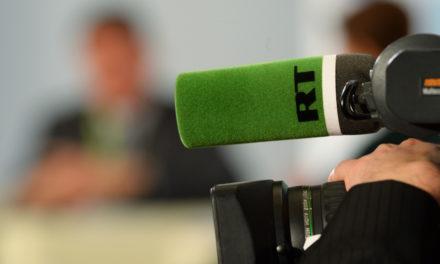 Registrácia Russia Today ako zahraničného agenta v USA bude možno koniec slobody slova