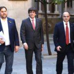 ESQUERDA: Španielska vláda poslala európskym vládam na podpis predtlačené vyhlásenie odsudzujúce vyhlásenia katalánskej nezávislosti