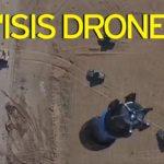 Teroristi v Sýrii použili drony na vyhodenie muničného skladu do vzduchu.