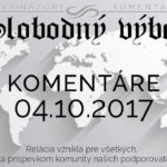 Komentáre 04.10.2017