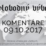 Komentáre 09.10.2017